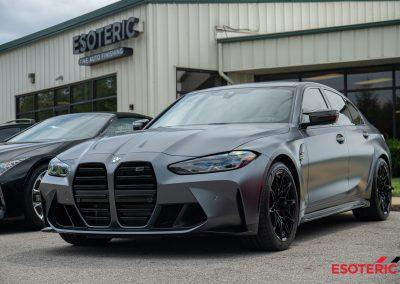 BMW M3 (Gray)