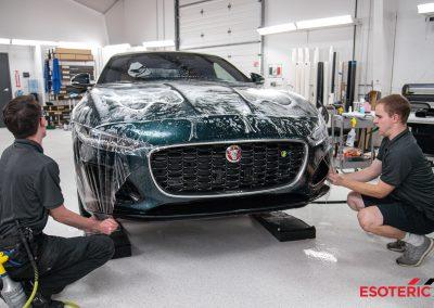 Jaguar F-Type (Green)