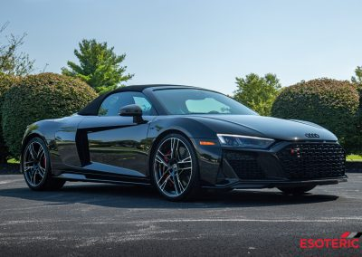 Audi R8 (Black)