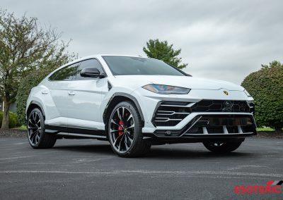 Lamborghini Urus (White)