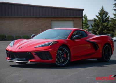 Chevrolet Corvette C8 (Red)