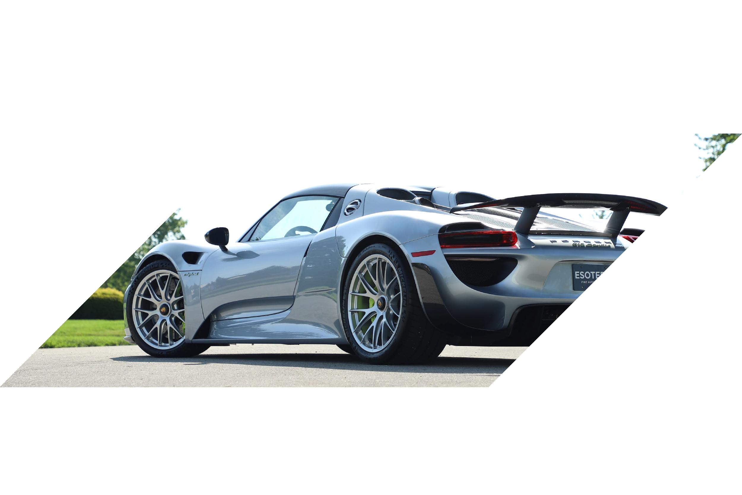 ESOTERIC Detail Porsche 918