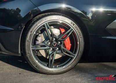 Chevrolet Corvette C8 Paint Correction