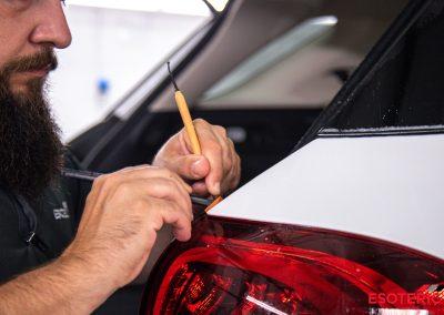 Mercedes-Benz GLE 53 Paint Protection Film