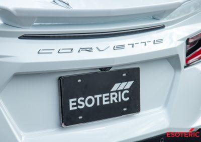 Chevrolet Corvette C8 Paint Protection Film