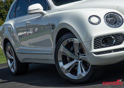 Bentley Bentayga PPF Wrap