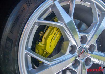 Chevrolet Corvette C8 Esoteric Detail