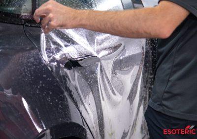 Tesla Model S PPF Wrap