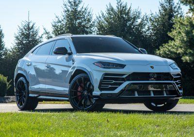 Lamborghini Urus PPF Wrap