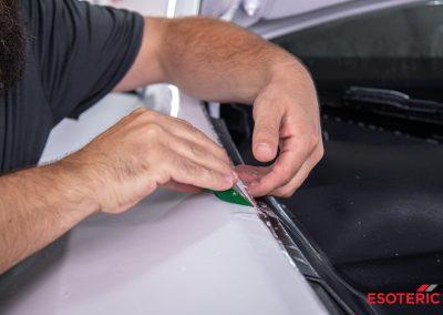 Tesla Model Y Paint Protection Film