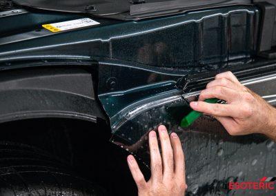 Jaguar F-Type PPF Wrap